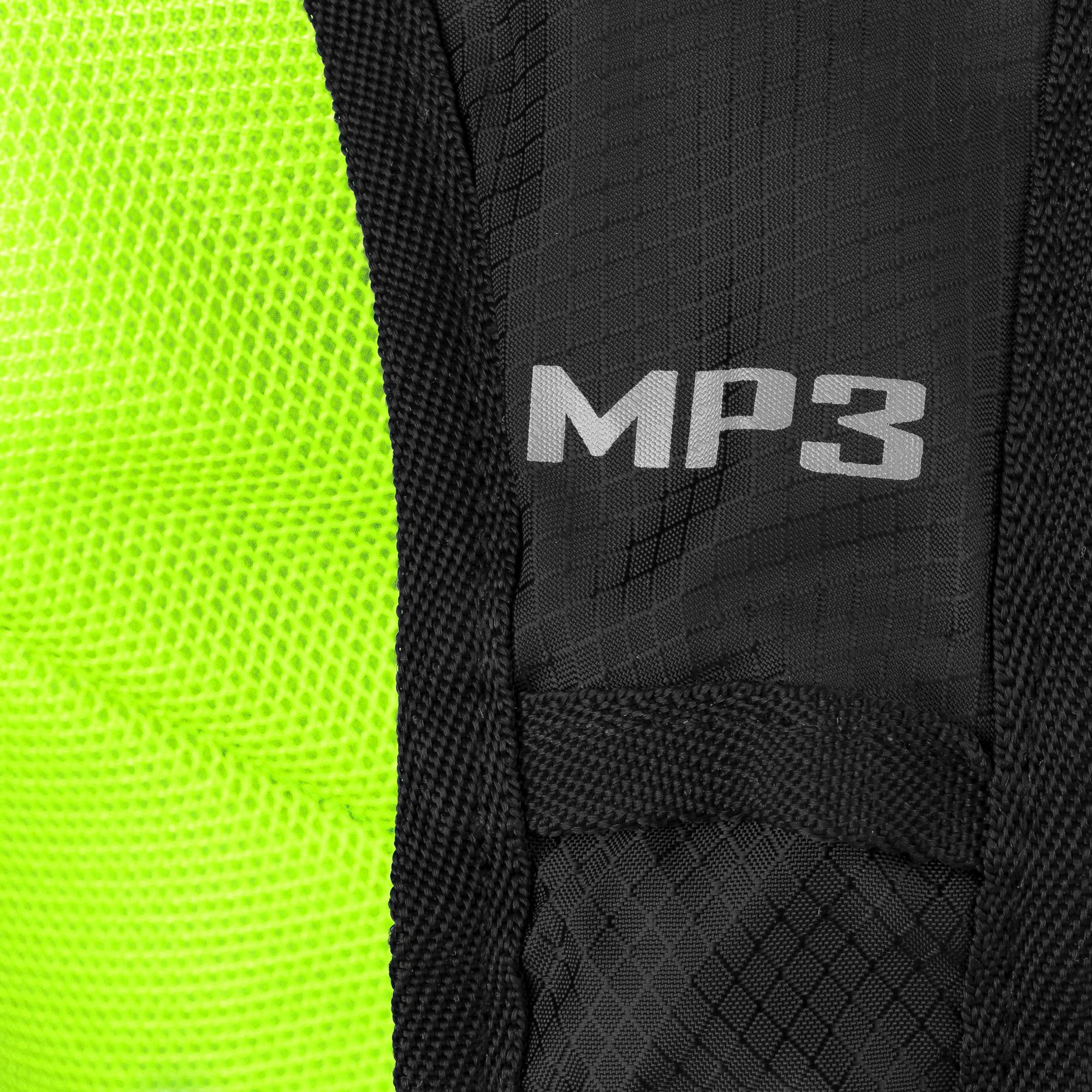 a500a09bb Ultralehký (pouze 395 g) cyklistický a běžecký batoh vhodný pro běhání a  jízdu na kole. Objem 3 litry.