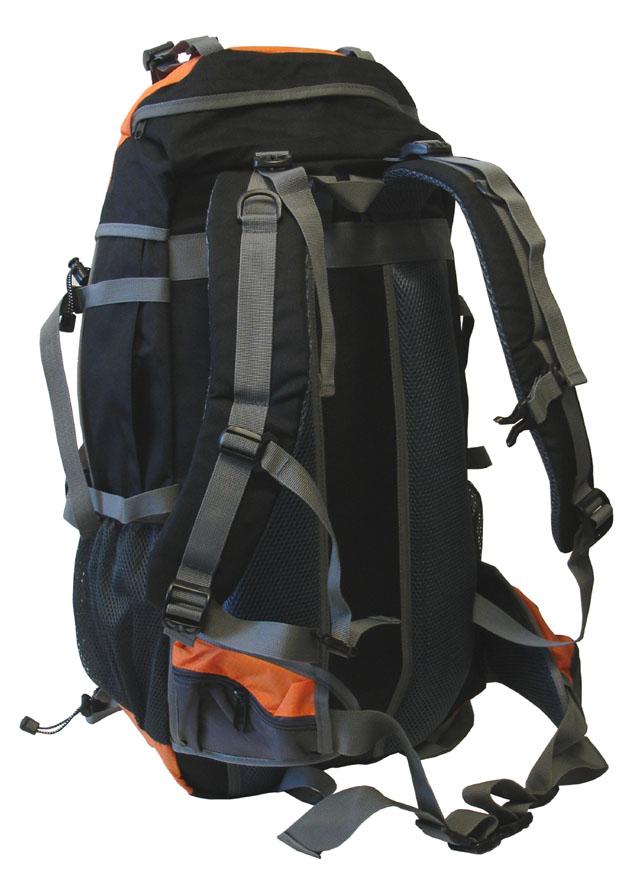 c95273a2e0 Batoh Acra BA60 pro horskou turistiku 60 l. Zádový systém s ventilací