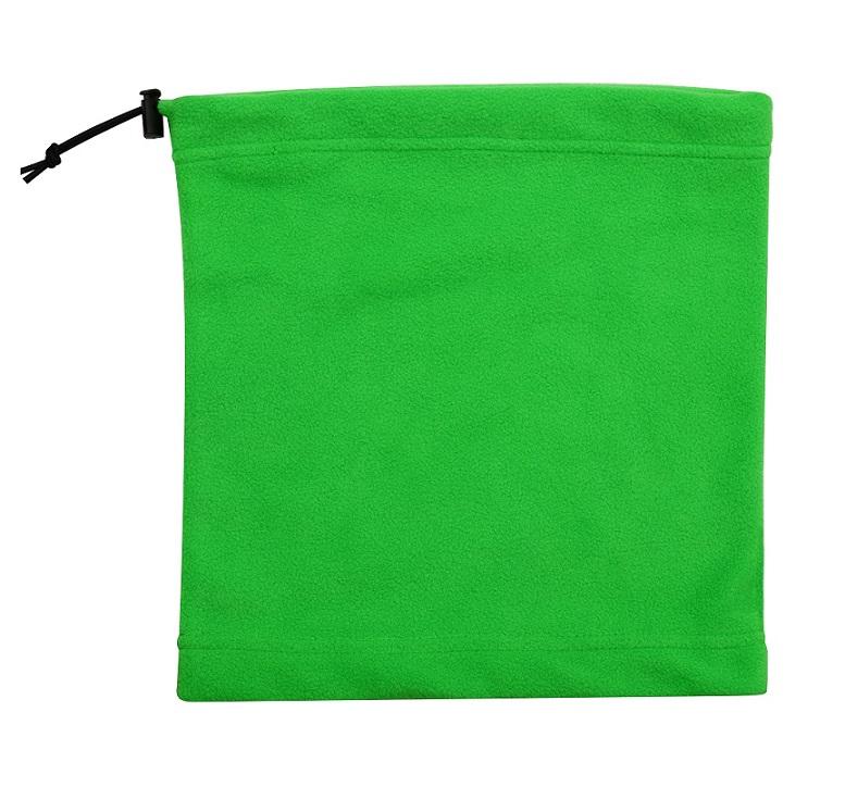 88414589844 Multifunkční šátek 2v1 Fleece zelený · další -