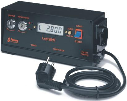 Timer LCD 20 / S