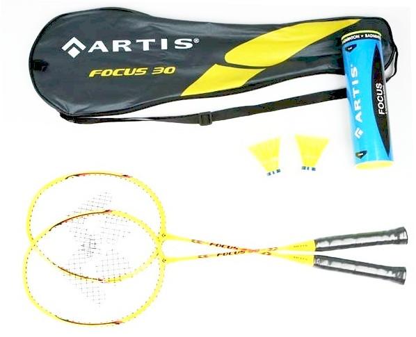 Badminton set Artis Focus30