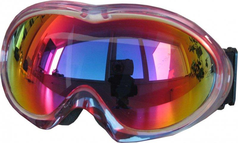 Lyžařské a snowboardové brýle Cortini - senior