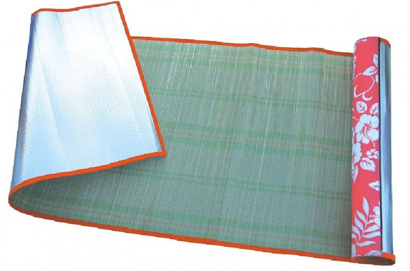 Rákosová rohož alu, solar 180x70 cm