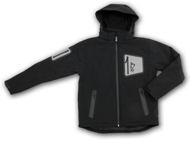 Pánská softshellová bunda Andina Venezia Standard