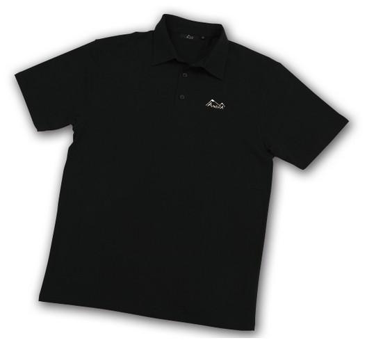 Pánské polo tričko Andina - černé, vel. L