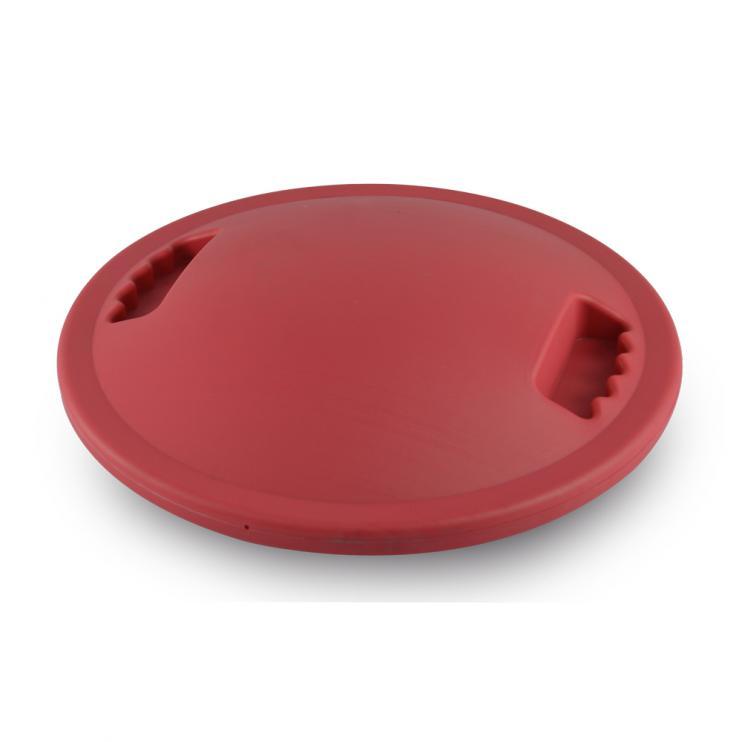 Balanční deska Sedco Wobble červená 45cm