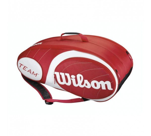 Tenisový bag Wilson Team Red 9