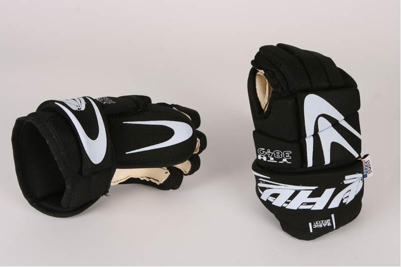 Hokejové rukavice Opus 500 3849 dětské