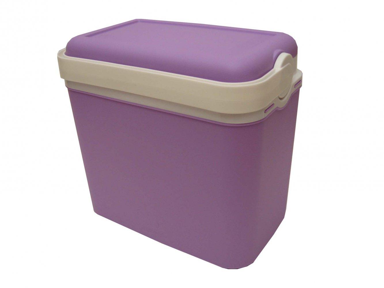 Chladící box Adriatic 10l fialový