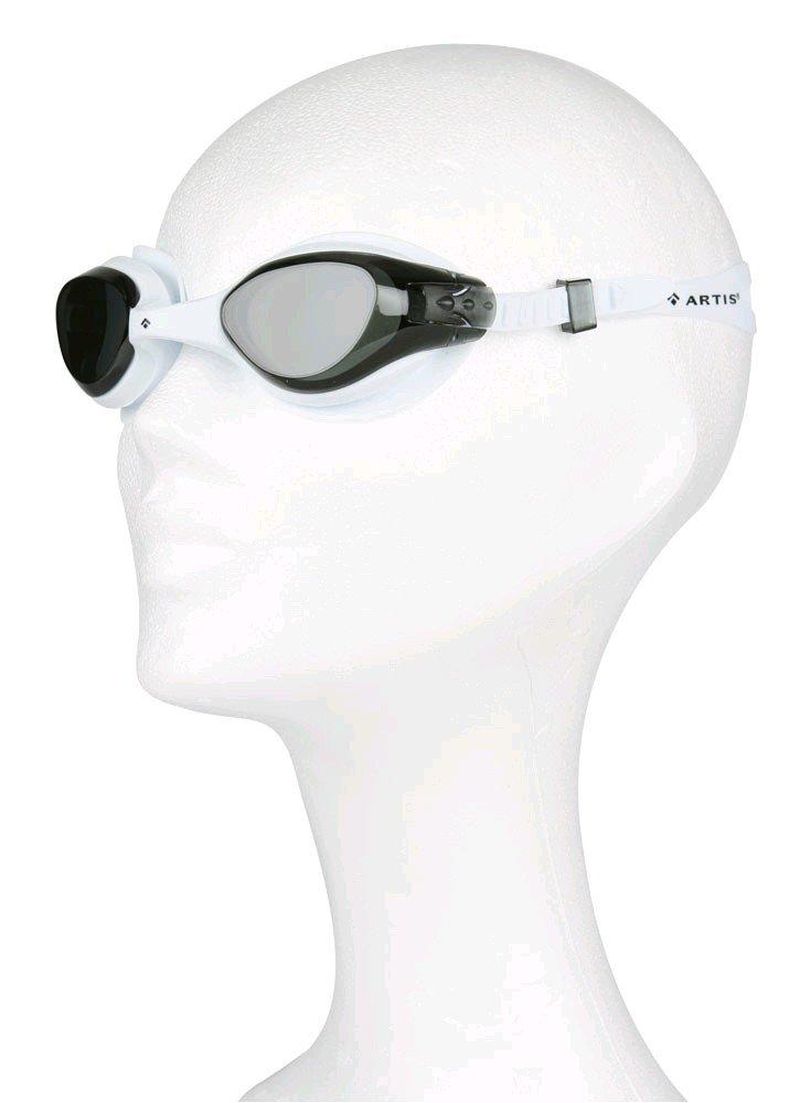 Lerko plavecké brýle Artis VRANOV - bílá