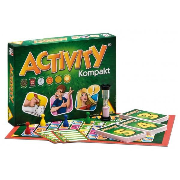 Společenská hra Activity Kompakt - cestovní