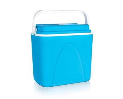 Box chladící Happy Green 24l modrý