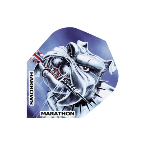 Letky Harrows Marathon 1546