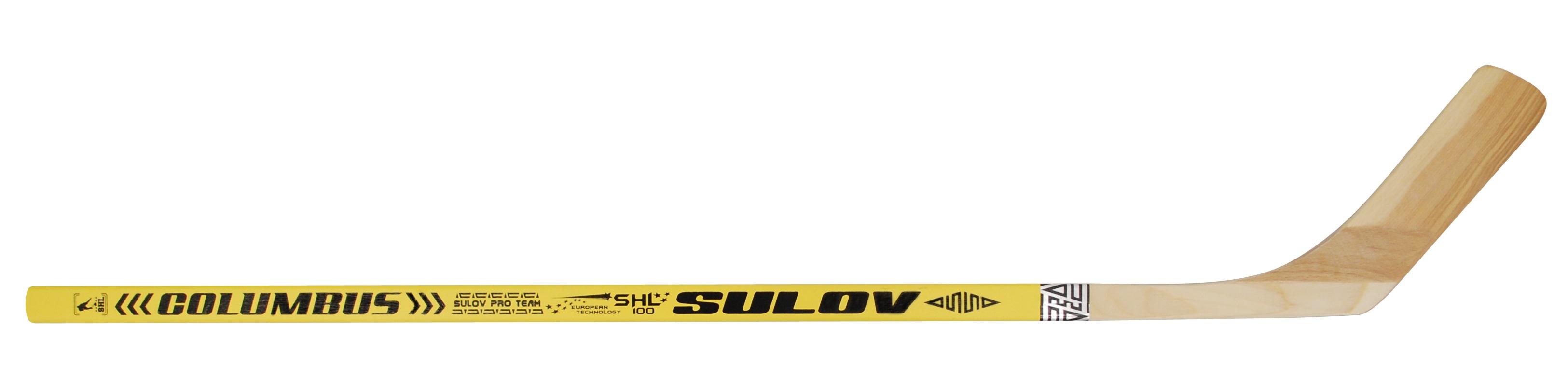 Hokejka Sulov Columbus rovná 100cm
