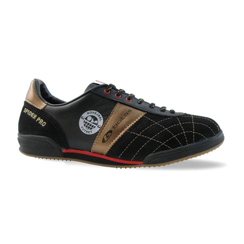 Sálové boty Botas Spider Pro Black
