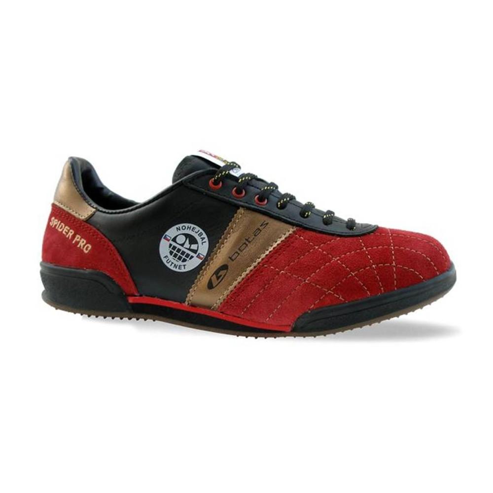 Sálové boty Botas Spider Pro Red