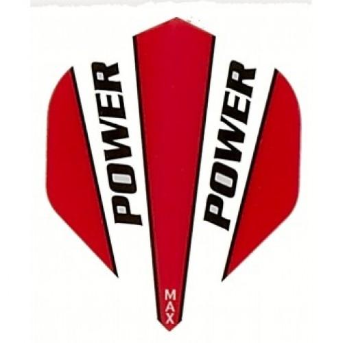 Letky Designa POWER MAX - Red White