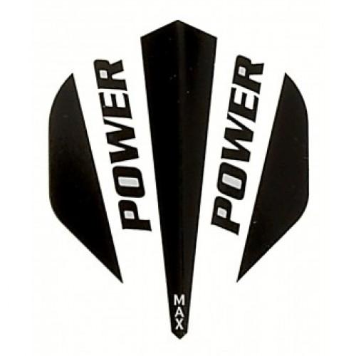 Letky Designa POWER MAX - Black White