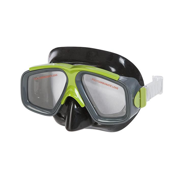 Potápěčská maska Intex Surf Rider Junior zelená
