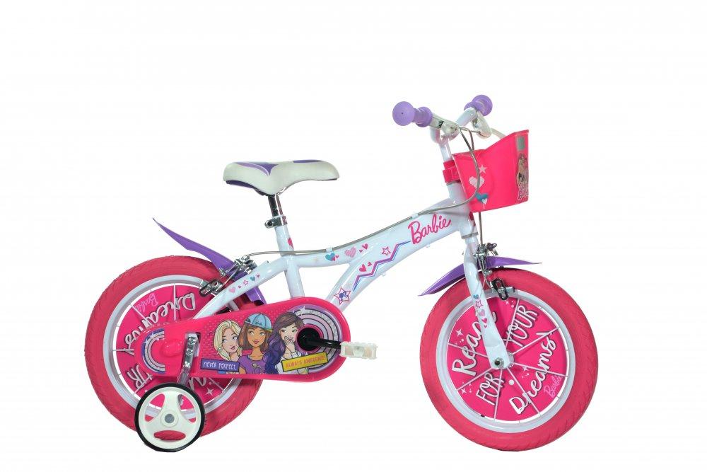 Dětské kolo Dino Barbie 14