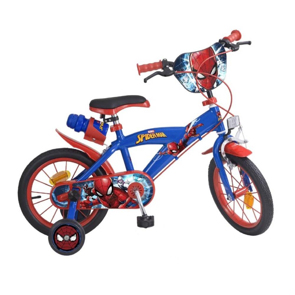 Dětské kolo Toimsa Spiderman 14