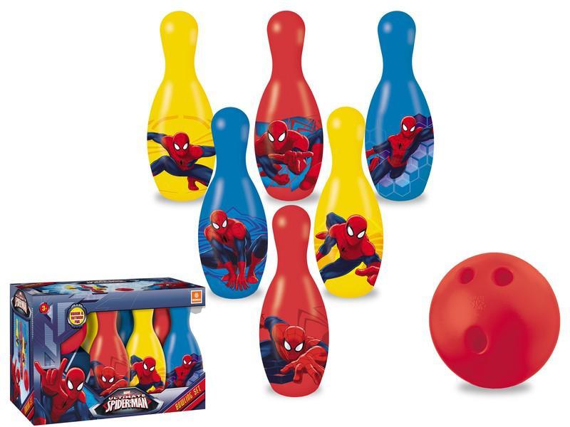 Dětské kuželky Mondo Spiderman