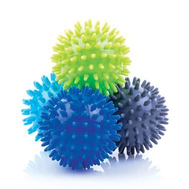 Masážní míčky Spokey Grespi II 6,5cm 4ks