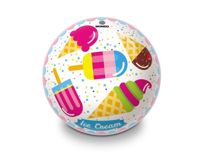 Míč dětský Mondo Ice Cream 23cm