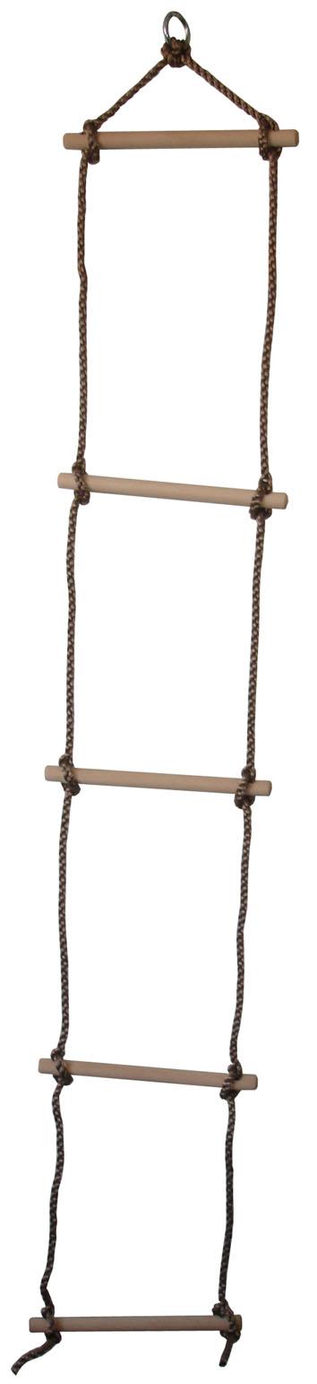Provazový žebřík - závěsný Acra