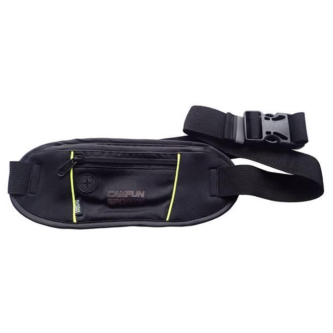 Sportovní ledvinka Acra JXD12 s kapsičkou pro MP3