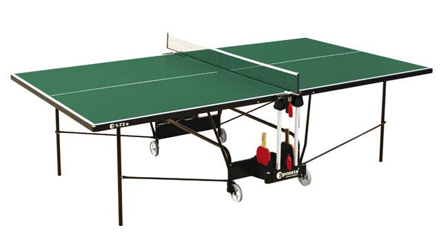 Stůl na stolní tenis Sponeta venkovní S1-72e  zelený
