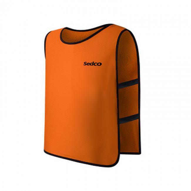 Rozlišovací dres-vesta Sedco Uni oranžová