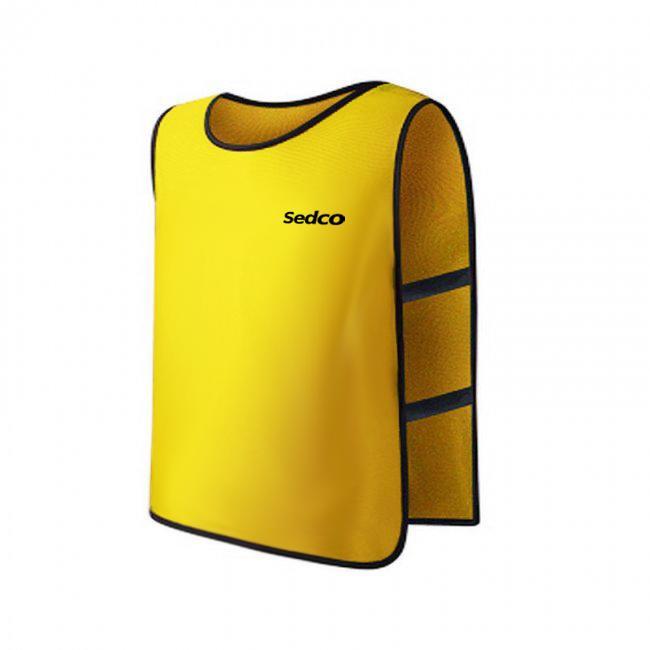 Rozlišovací dres-vesta Uni žlutá