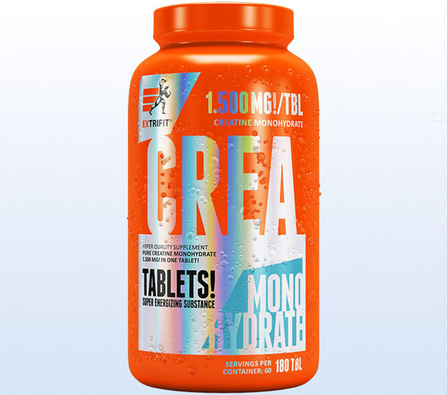 Extrifit Crea 1000 mg Mega Tablets