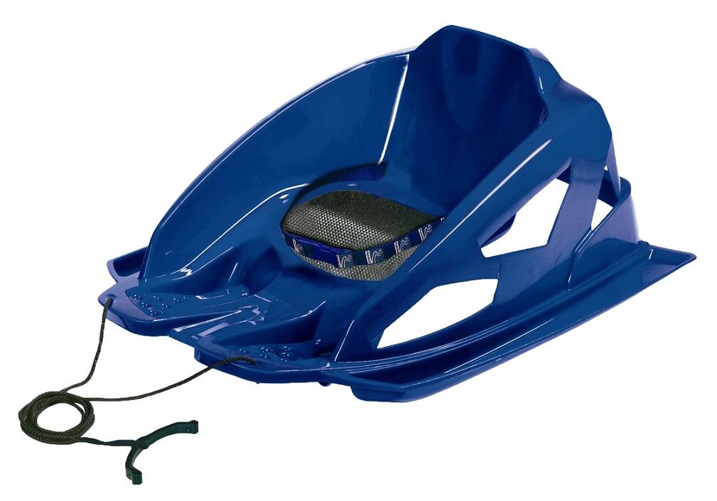 Bob plastový Alpen Bambino modrý