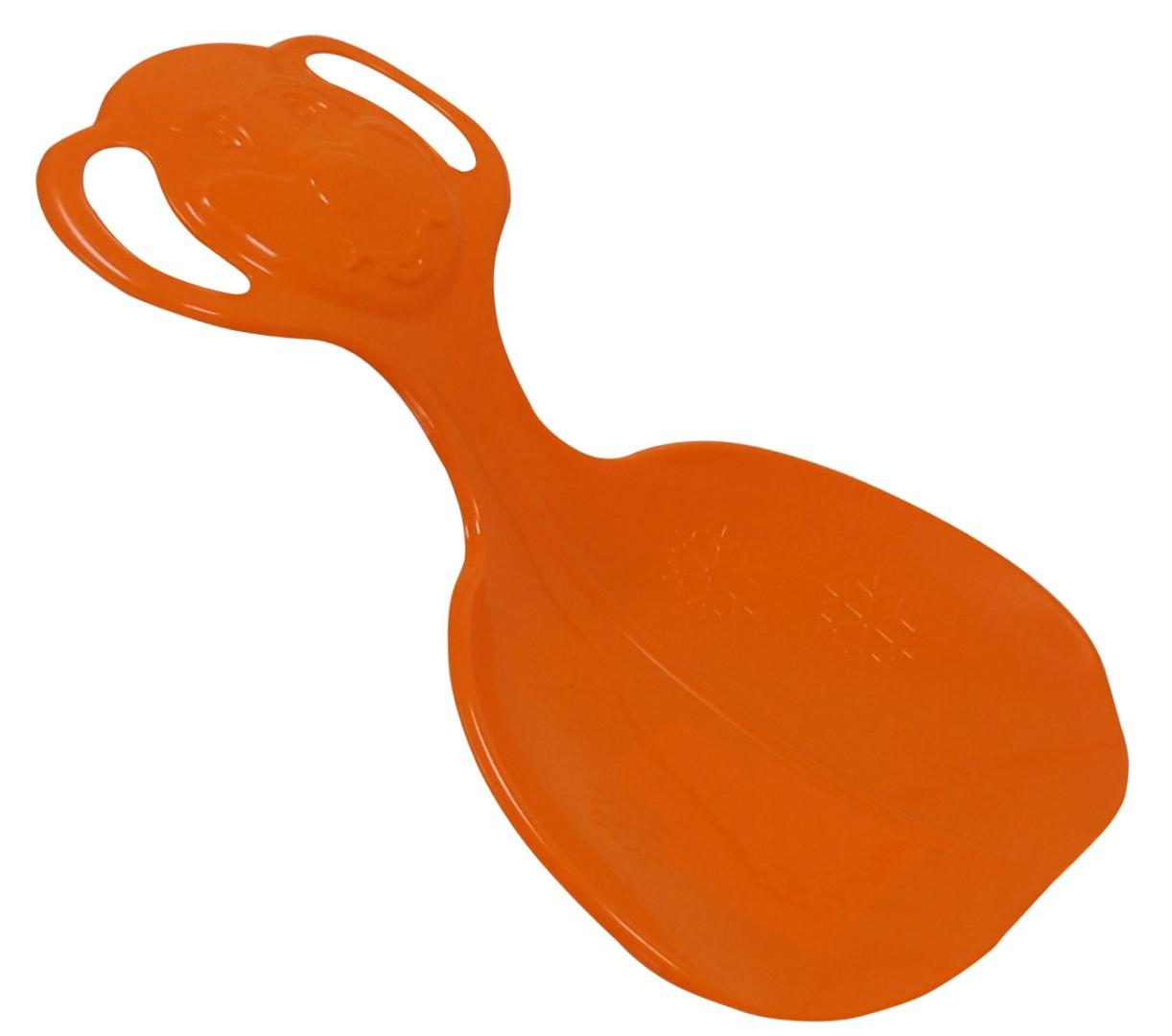 Kluzák na sníh Top Plus oranžový