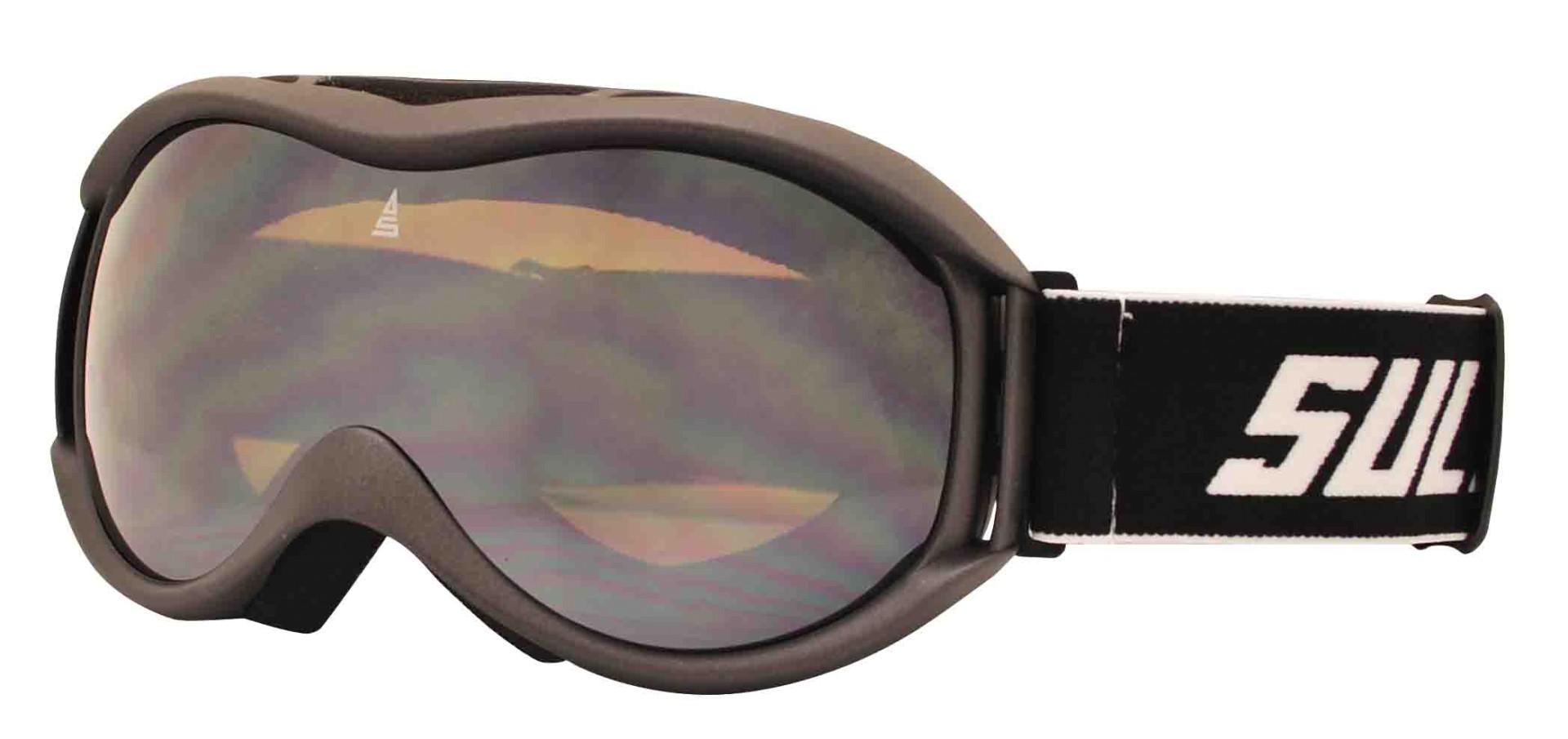 Lyžařské brýle Sulov Free dvojsklo carbon