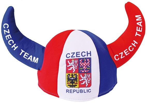 Klobouk rohy ČR 3