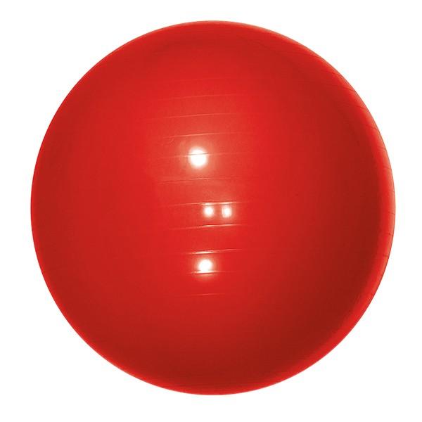 Gymnastický míč YATE 65cm červený