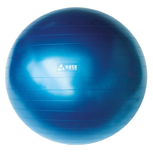 Gymnastický míč YATE 65cm modrý