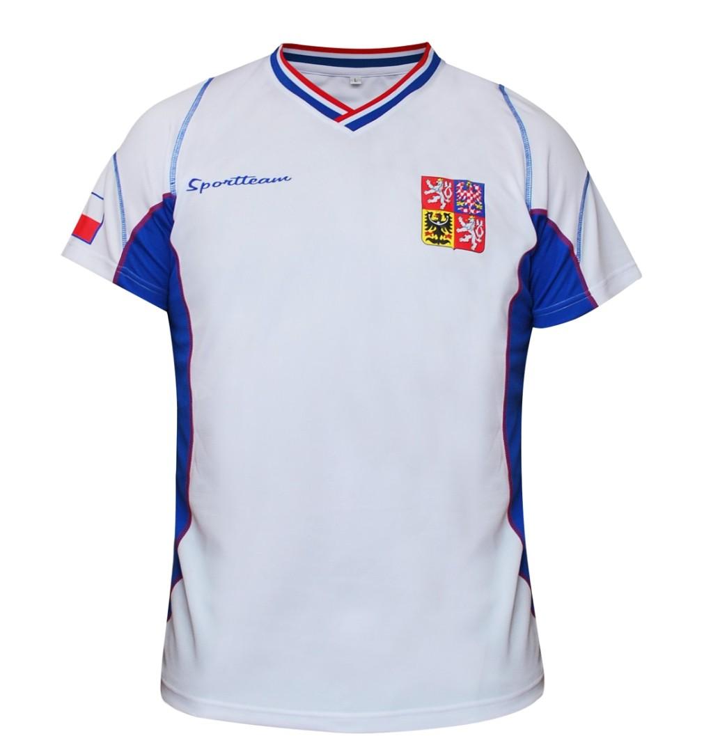 Fotbalový dres ČR 2 dětský