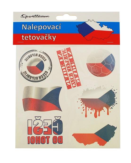 Tetovací obtisky ČR 3