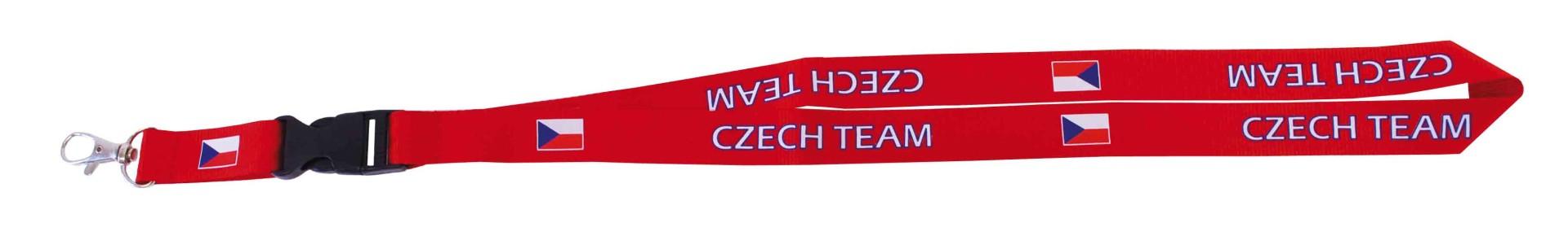 Klíčenka ČR 1