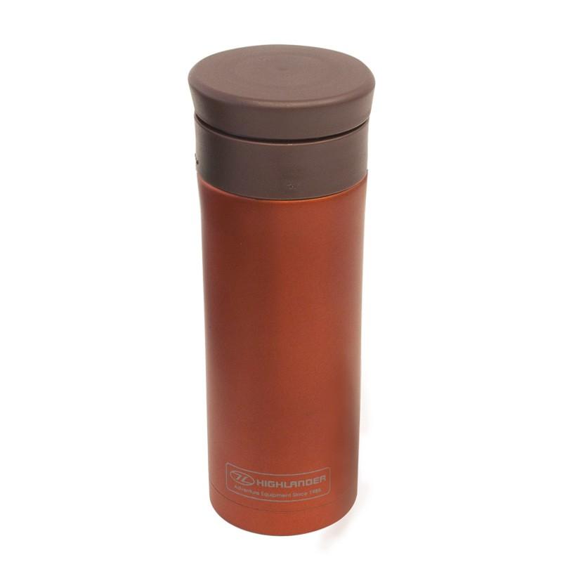 Termoska Highlander Thermal Mug oranžová 0,5l