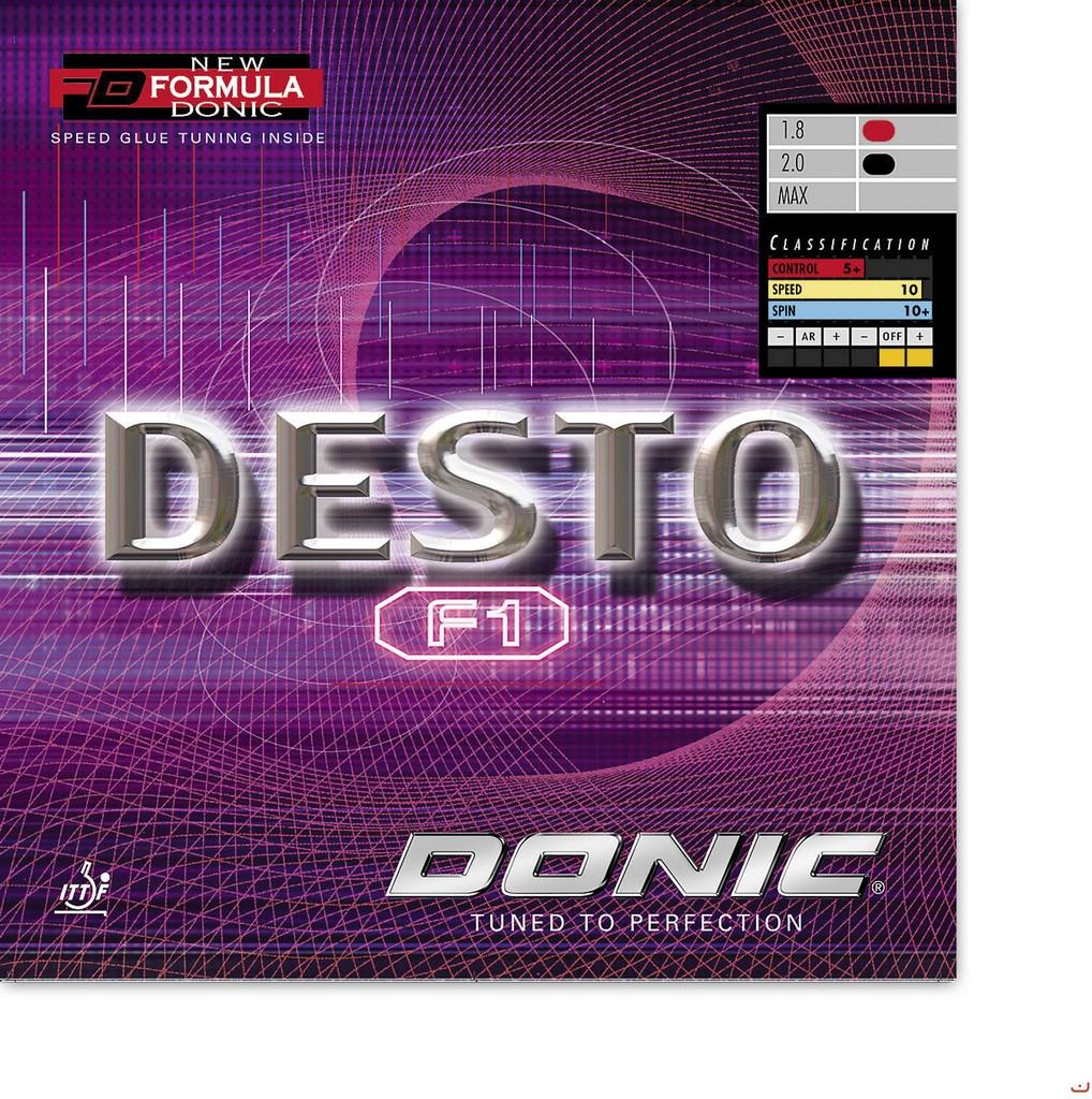 Potah Donic Desto F1