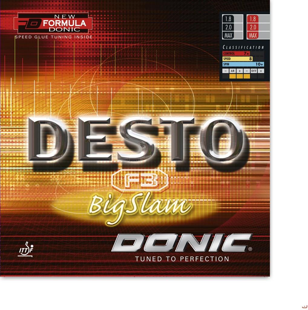 Potah Donic Desto F3 Big Slam