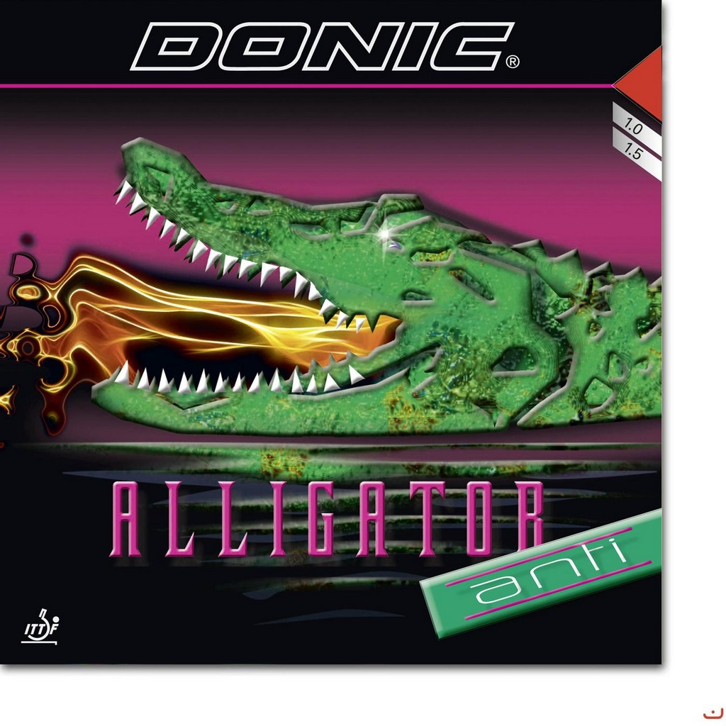 Potah Donic Alligator Anti