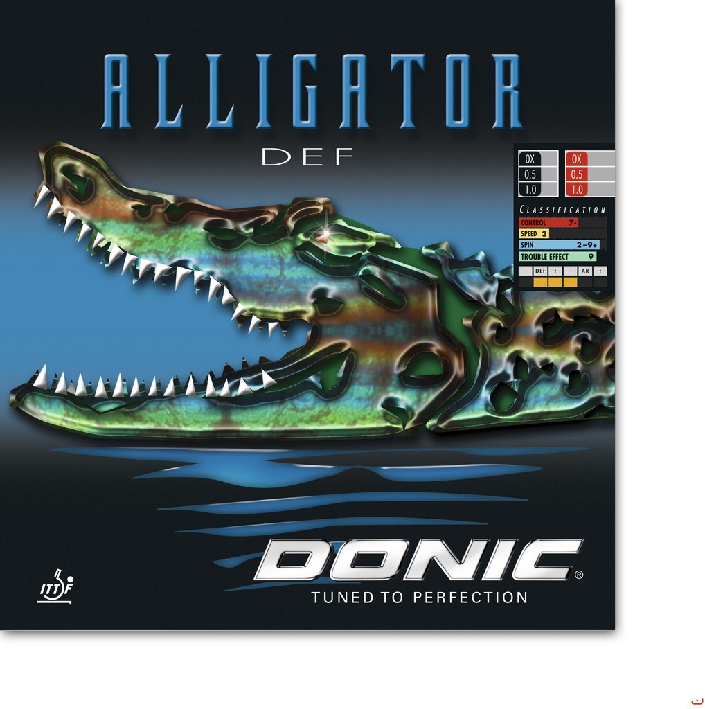 Potah Donic Alligator Def