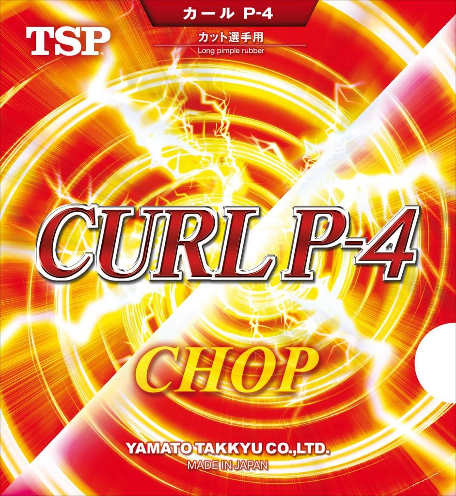 Potah TSP Curl P4 Chop
