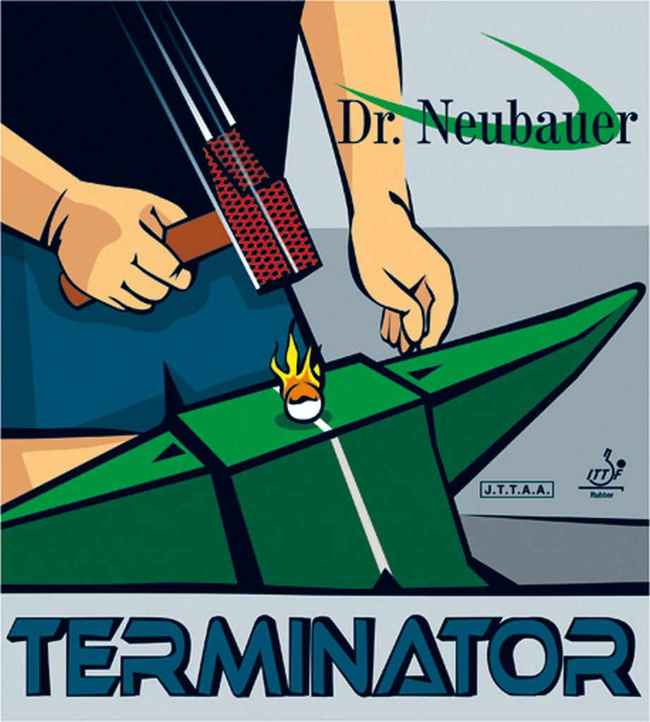 Potah Dr. Neubauer Terminator